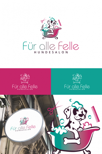 Hundesalon sucht ein modernes und liebevolles Logodesign