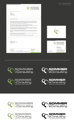 Corporate Design für freiberuflichen Projekt- und Produkt-Manager