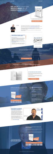 Verlag für Erfolgsliteratur sucht Webdesign