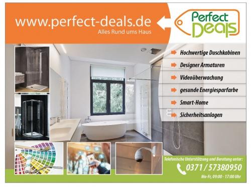 Werbebanner / PVC Plane für Hauswand