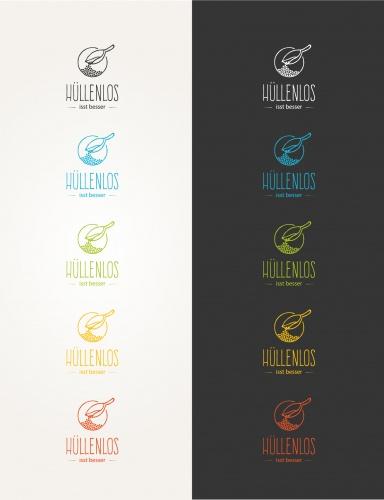 Logo-Design für nachhaltigen Online-Shop mit unverpackten Lebensmitteln