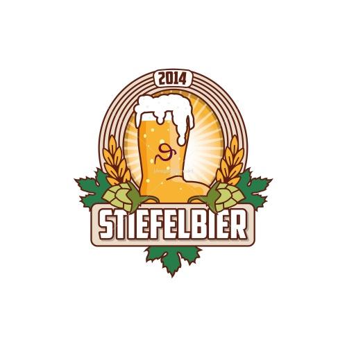 Logo für eigene Biermarke