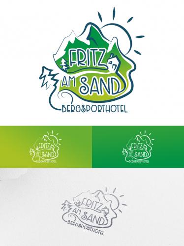Alpengastof sucht Design/Logo