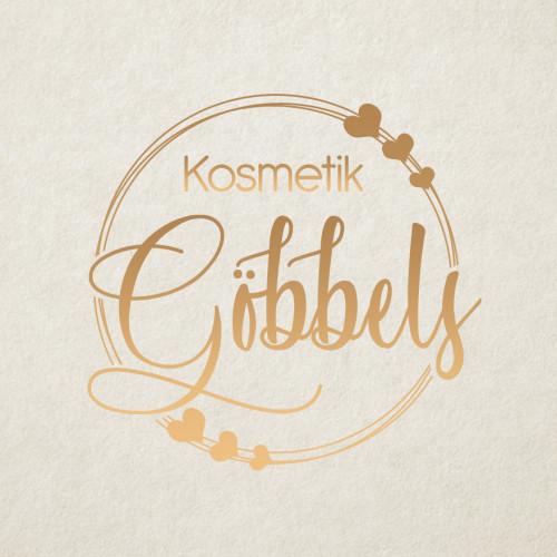 Logo-Design für exklusives Kosmetikstudio