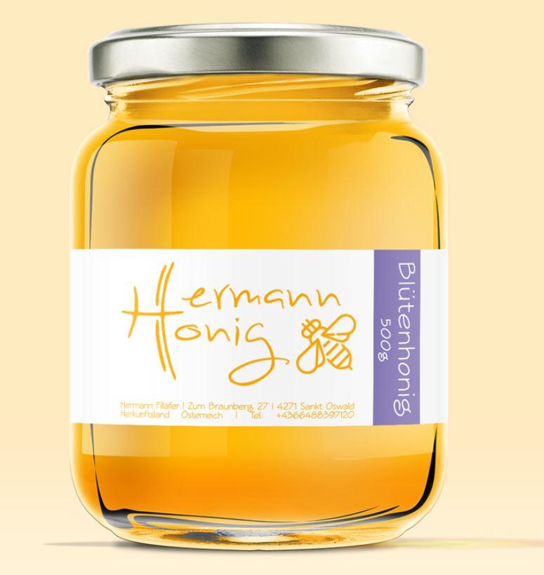 Etikett für Honigunternehmen gesucht