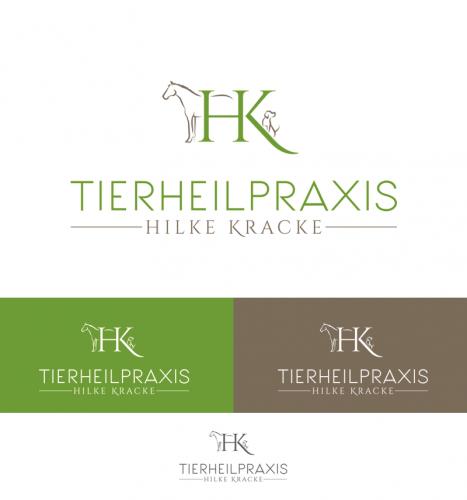 Logo-Design für meine Tierheilpraxis