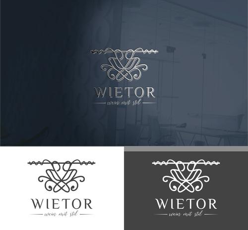 Logo-Design für Wein