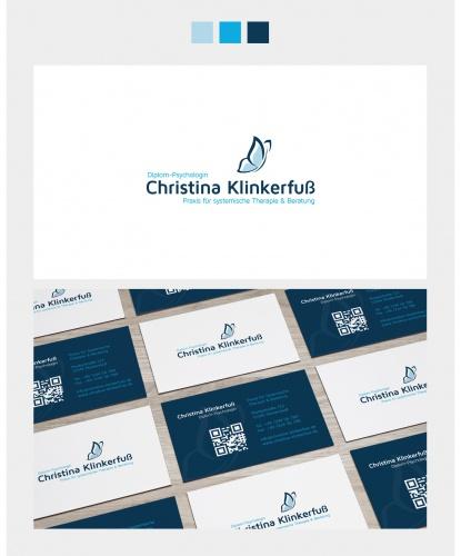 Logo-Design für Diplom-Psychologin, Systemische Therapeutin