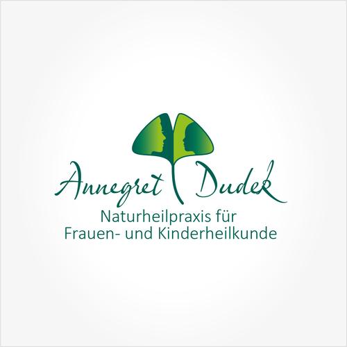 Naturheilpraxis für Frau und Kind sucht Logo