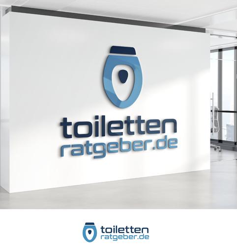 Logo-Design für Toilettenratgeber