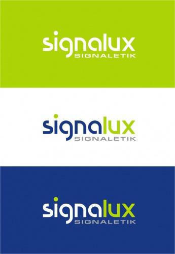 Logo-Design für Sinaletik / Werbetechnik