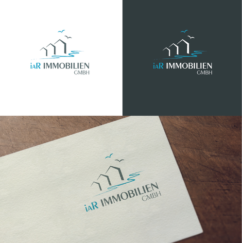Corporate Design für Immobilienbüro