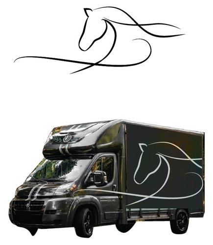 Design für einen Pferdetransporter gesucht
