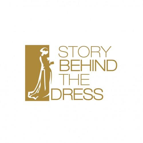 Logo für die Ausstellung Story behind the dress