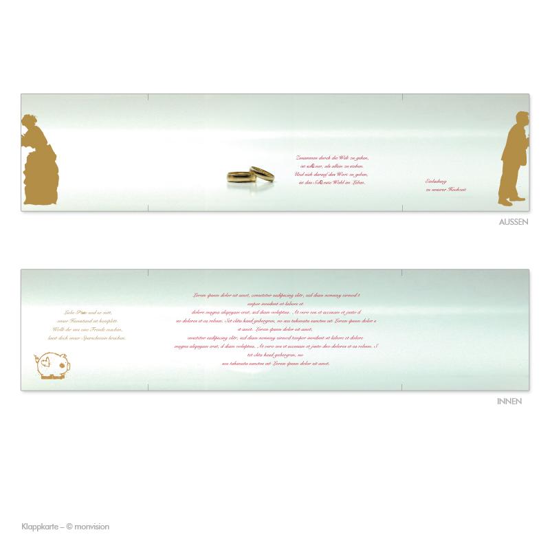 Einladungskarten Design