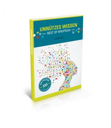 Buchcover für Buch/Ebook über unnützes Wissen