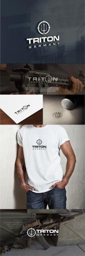 Logo-Design für Waffenfirma