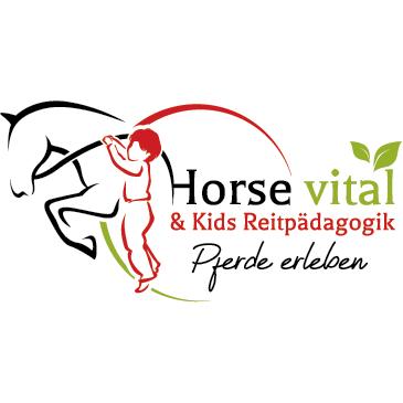 Logo-Design für Pferde-Energethik