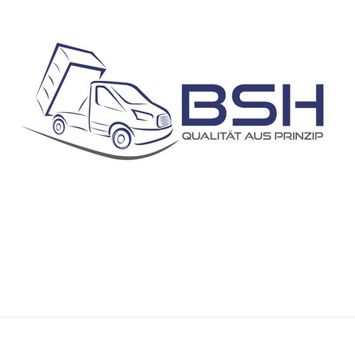 Logo-Design für Fahrzeugbau im Nutzfahrzeugbereich
