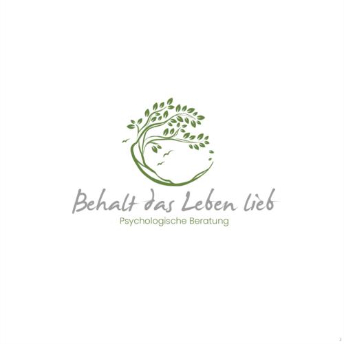 Logo-Design für psychologische Beratung