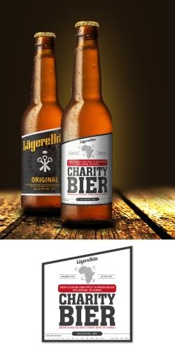 Etiketten für Charity Bier gesucht
