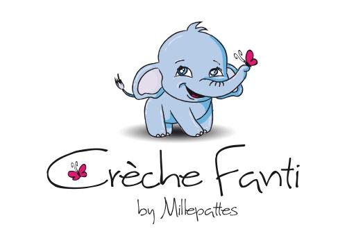 Kindertagesstätte sucht Logo
