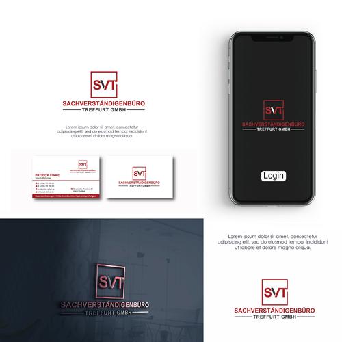 Logo & Visitenkarte für Sachverständigenbüro