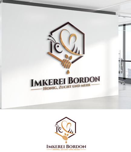 Logo-Design für Imkerei