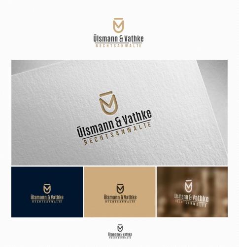 Logo-Design für Rechtsanwaltskanzlei