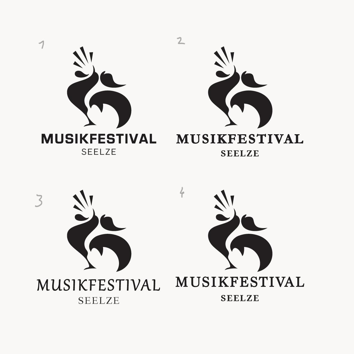 Logo-Design für MuSe