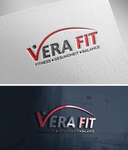 Logo-Design für Fitness-Studio