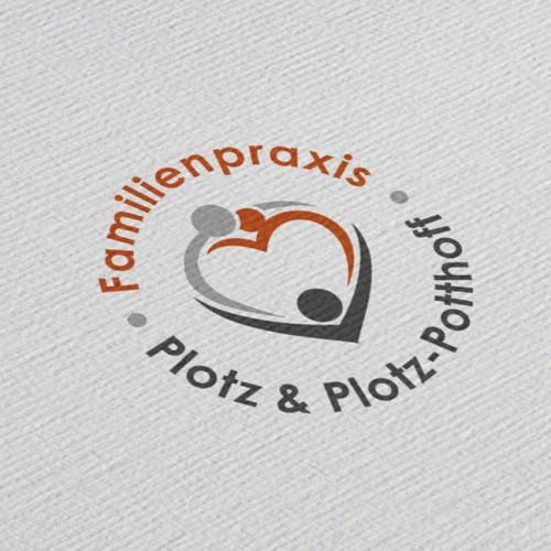 Logo-Design für Praxis für Allgemeinmedizin