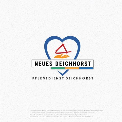 Logo-Design für Pflegedienst
