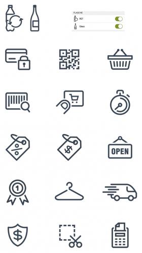 Icon-Design für App