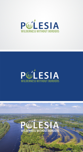 "Logo-Design für Projekt ""Polesia – Wilderness without borders"""