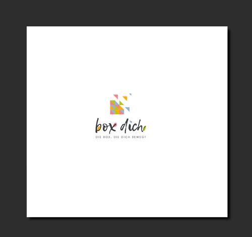 Logo-Design für Onlineshop mit besonderen Boxen