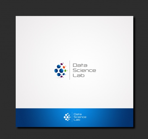 Logo for a research lab in the are of data science