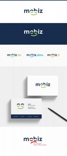 Logo & Visitenkarte für Dienstleistung