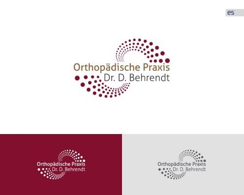 Logo-Design für orthop Behrendt