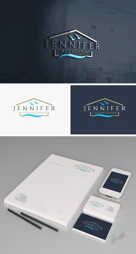 Logo-Design für Vermietung von Ferienwohnungen