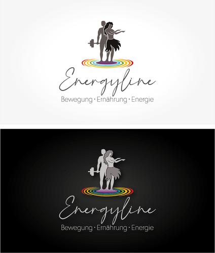 Logo & Visitenkarte für Personaltraining- & Fitclubstudio, Ernährungscoaching