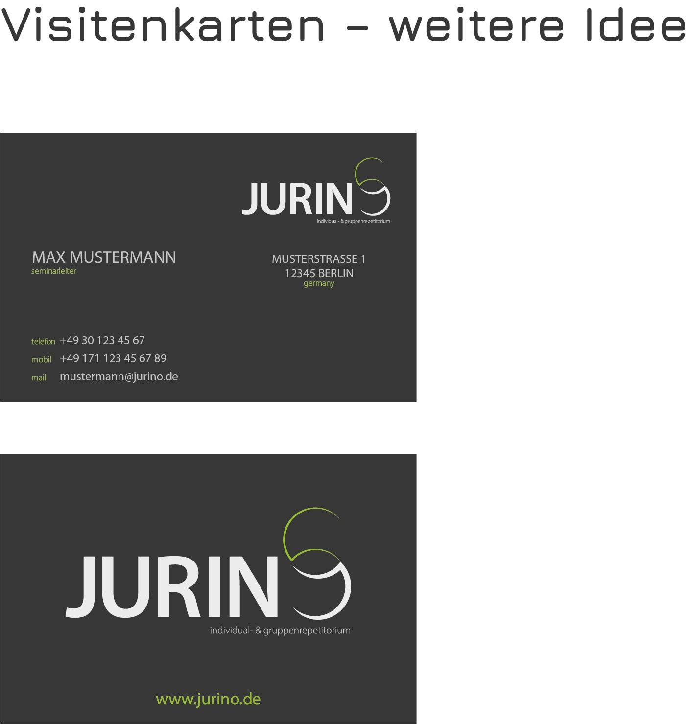 Corporate Design Für Jur Repetitorium Corporate Design