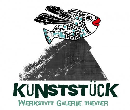 Logo finden für Kunst-Stück - Galerie und Theater im Reetdachkaten