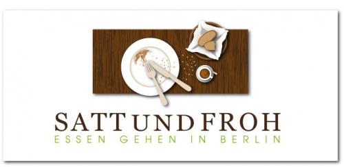Logo für Restaurant Review Blog