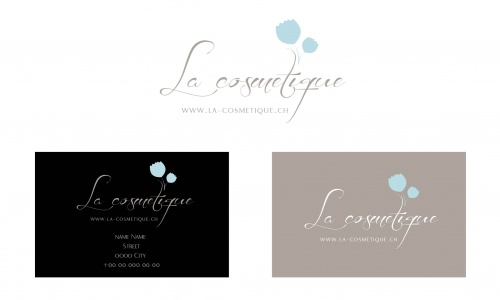 Kosmetiksalon logo  Logo für Kosmetik » Logo-Design » designenlassen.at
