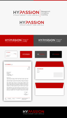 Corporate Design for new Consulting Company