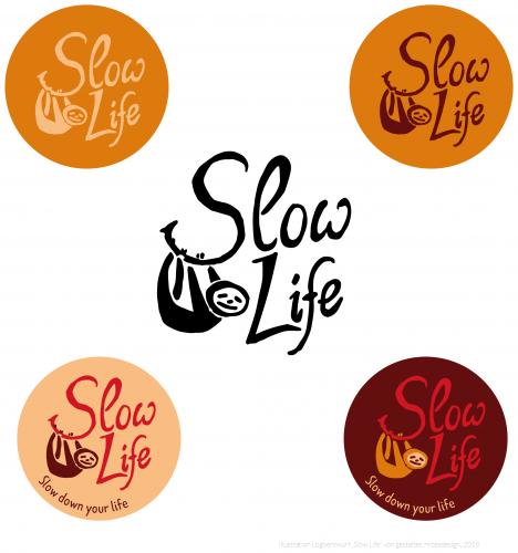 Logo-Design für Lifestyle-Blog