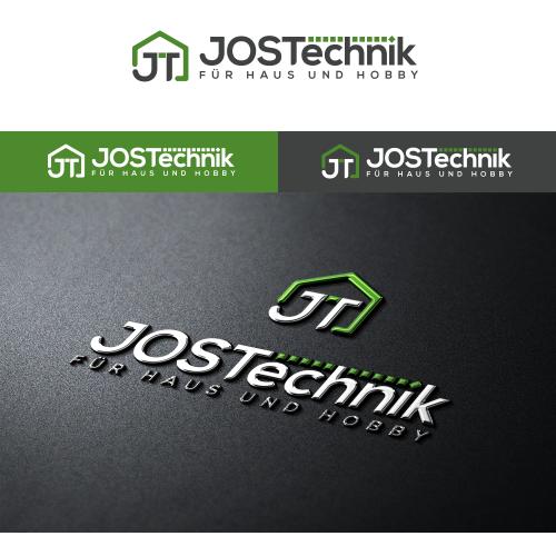 Logo-Design für Verkäufer von innovativen Produkten für Haus und Hobby