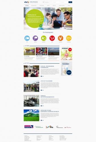 L'université publique Schiller recherche un nouveau design pour son site web