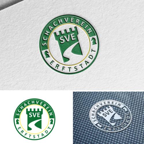 Logo-Design Schachverein Erftstadt
